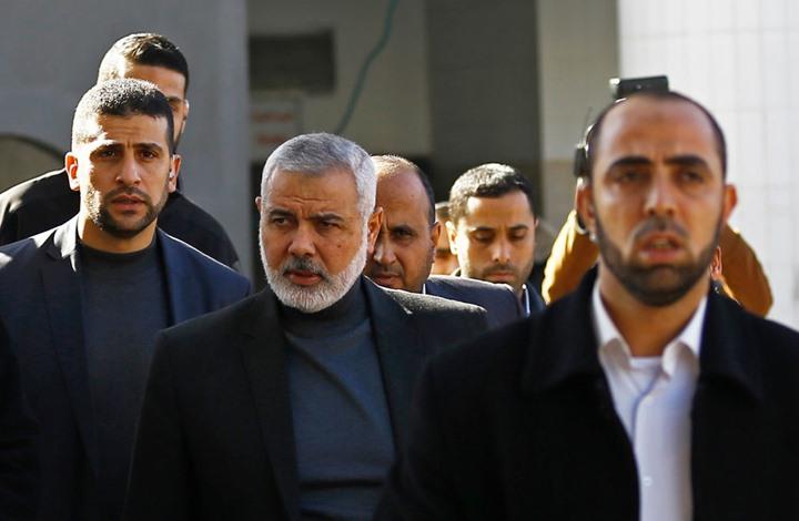 حماس توضح حقيقة وجود توتر في العلاقة مع مصر