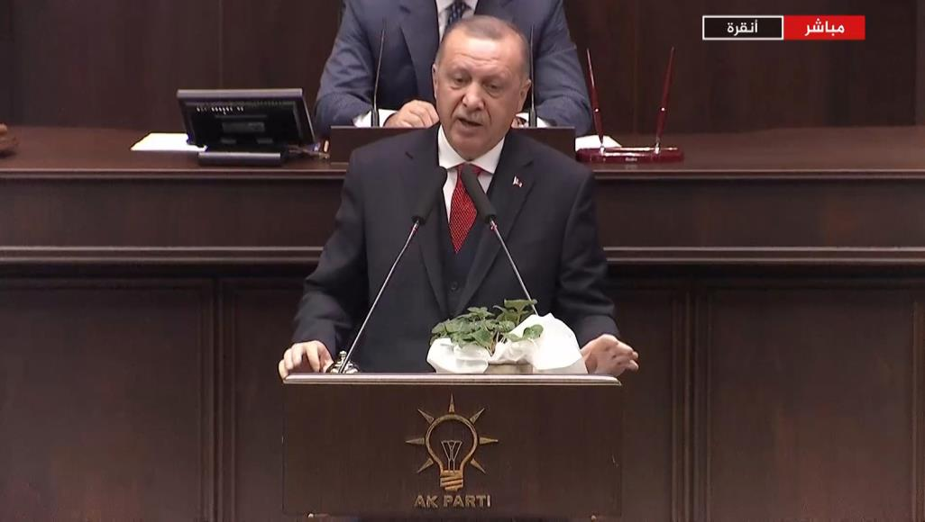 أردوغان: مستعدون للتحرك ضد حفتر إذا استمرت هجماته في ليبيا