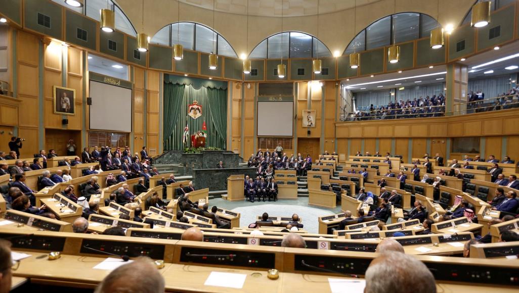 البرلمان الأردني يقر مشروع قانون لحظر استيراد الغاز من إسرائيل