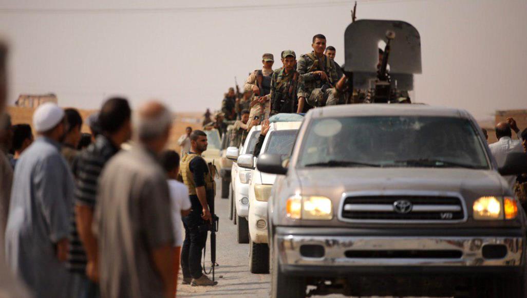روسيا: الجيش السوري يتكبد خسائر ويتراجع بعد هجوم في إدلب