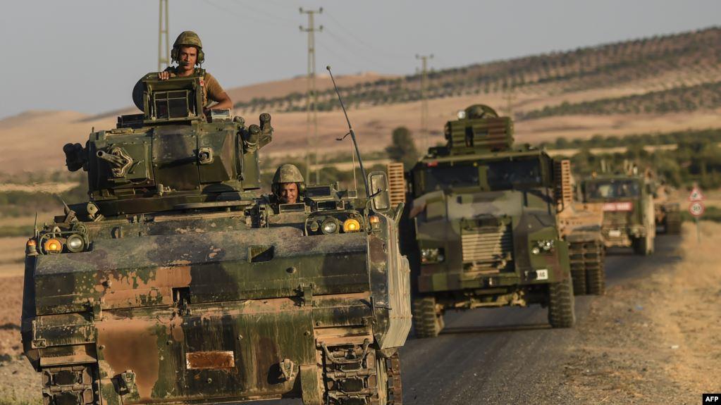 مصادر: مقتل ثلاثة جنود أتراك في هجوم بسيارة ملغومة في سوريا