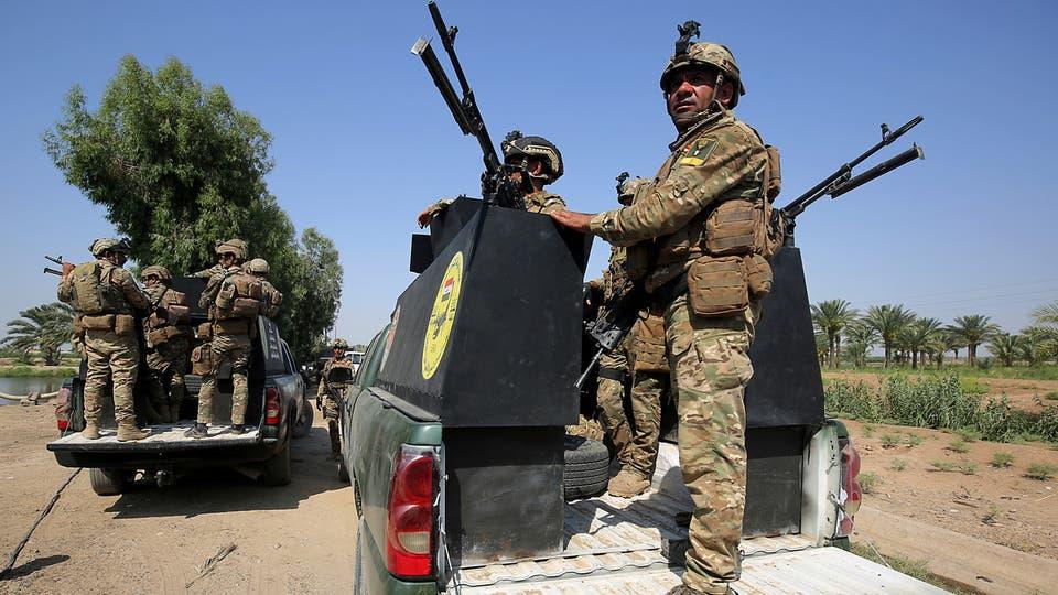 الجيش العراقي: سقوط صواريخ داخل المنطقة الخضراء وحي في بغداد وقاعدة جوية