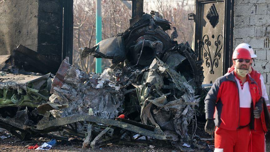 مسؤول: إيران سترسل الصندوقين الأسودين للطائرة المنكوبة إلى أوكرانيا