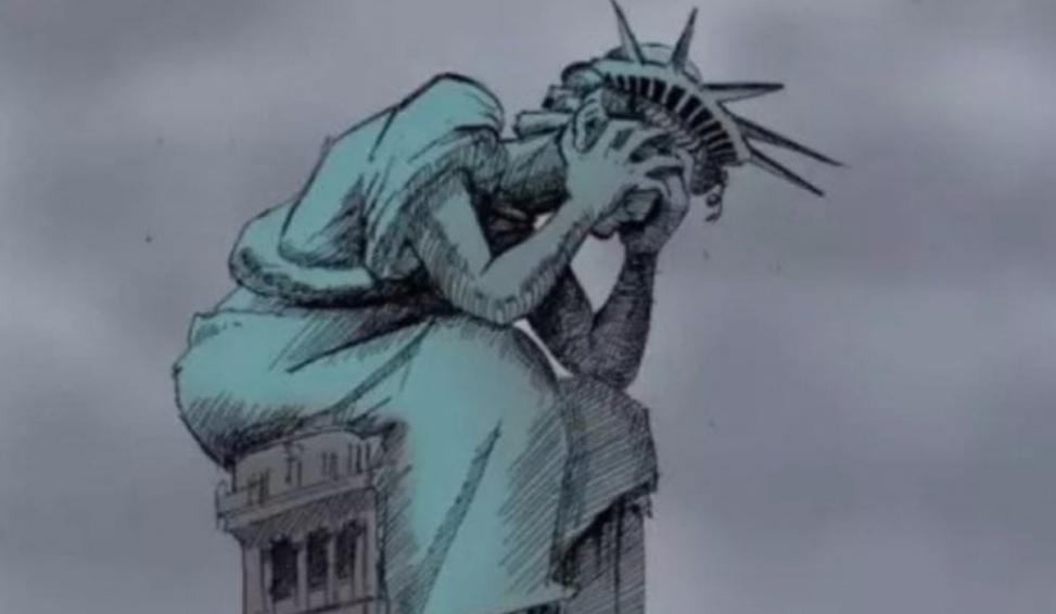 استغلال عثرات الآخرين لن يجعل أبداً من الولايات المتحدة دولة عظيمة