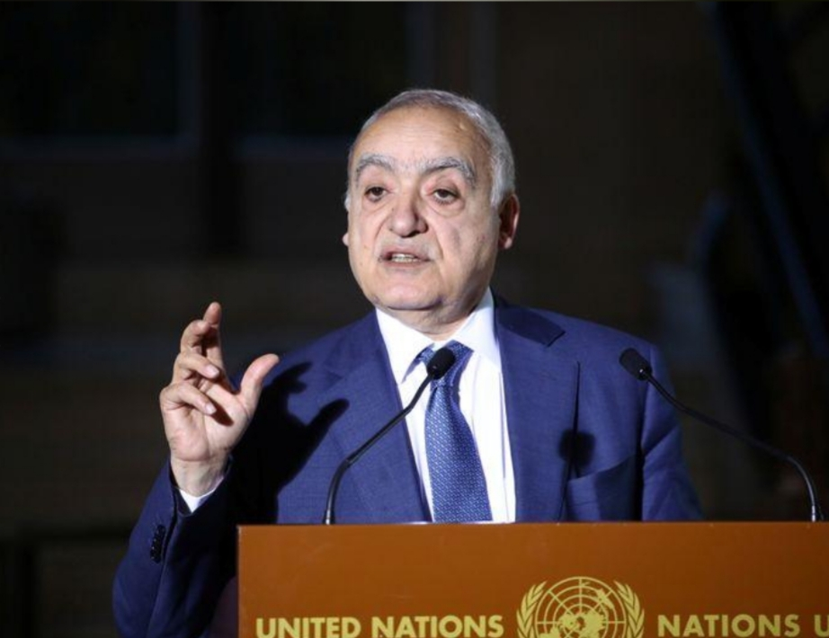 مبعوث الأمم المتحدة الخاص بليبيا غسان سلامة يعلن استقالته