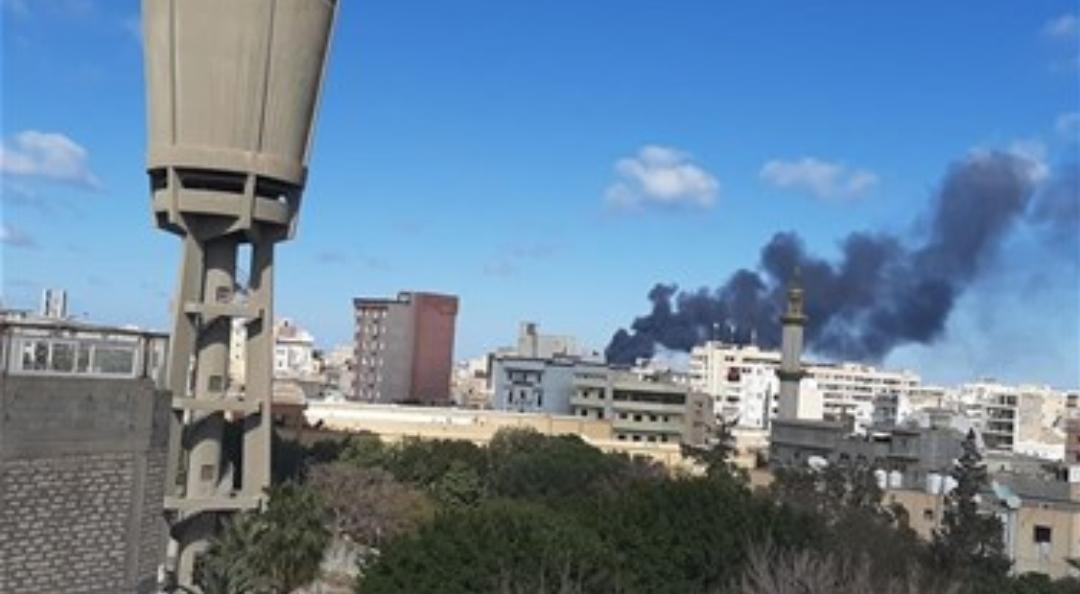 حكومة ليبيا المعترف بها دوليا تعلق محادثات وقف إطلاق النار في جنيف