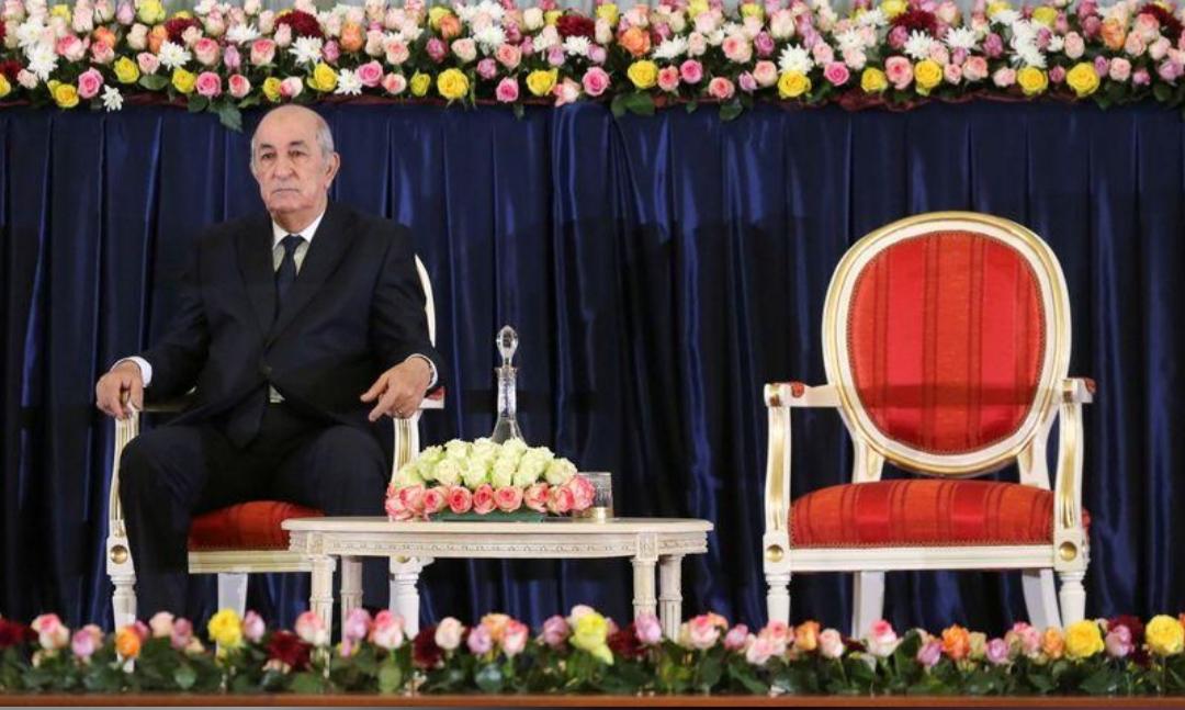 تبون: الجزائر مستعدة للوساطة في محادثات وقف إطلاق النار في ليبيا