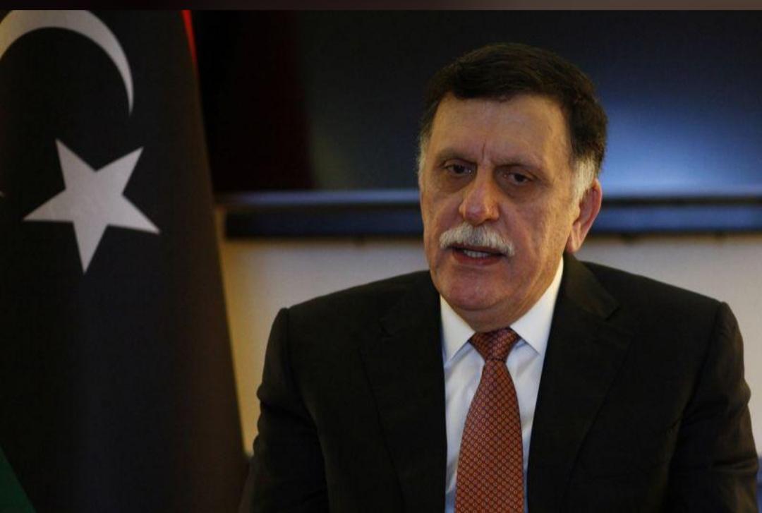 """السراج يصف حفتر في خطاب أمام الأمم المتحدة بأنه """"مجرم حرب"""""""