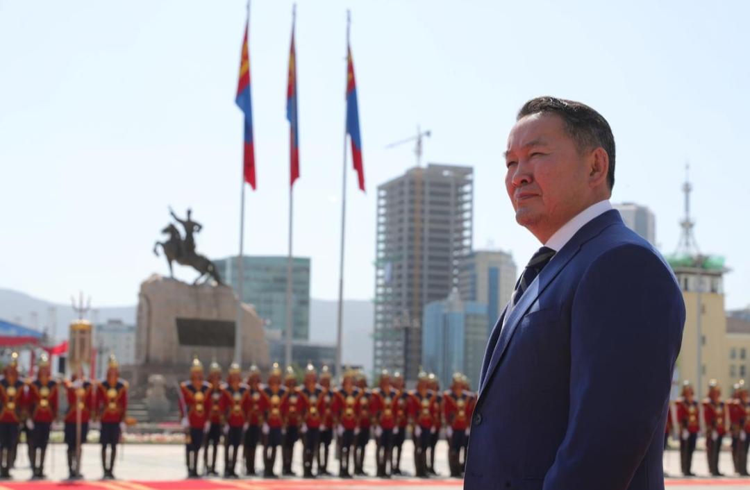 رئيس منغوليا يخضع للحجر الصحي بعد عودته من الصين