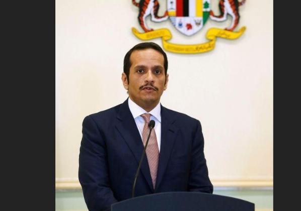 وزير خارجية قطر: لم يحدث أي اختراق لحل الأزمة الخليجية