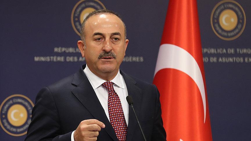 وزير الخارجية التركي: ضماناتنا بشأن ليبيا تتوقف على احترام وقف إطلاق النار