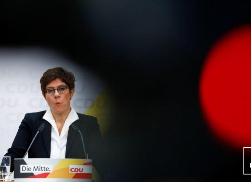 وزيرة: ألمانيا تبحث فرض عقوبات على روسيا بسبب سوريا