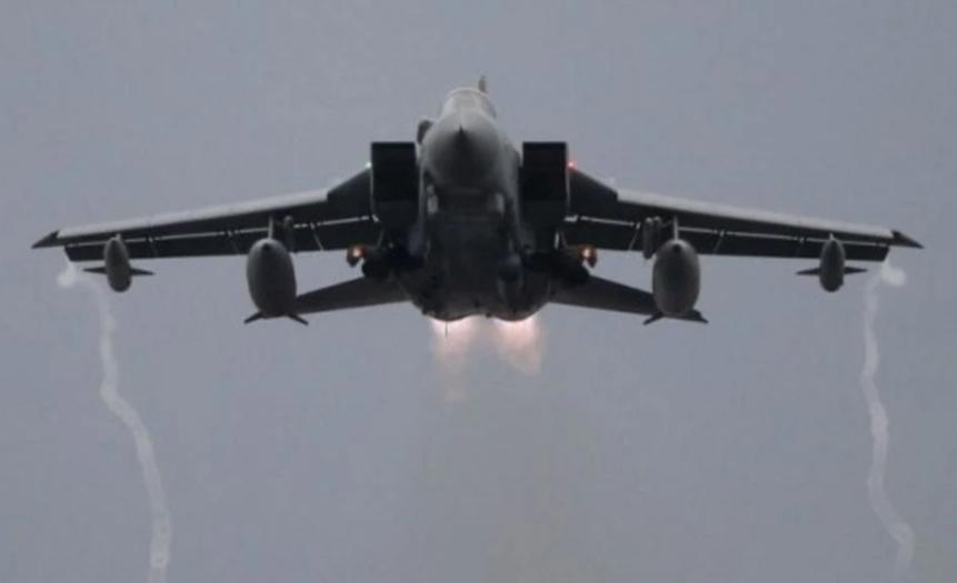 الجيش العراقي: الضربات الجوية الأمريكية قتلت ستة أشخاص