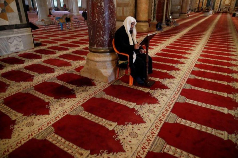 دائرة الأوقاف الإسلامية: إغلاق المسجد الأقصى بسبب فيروس كورونا