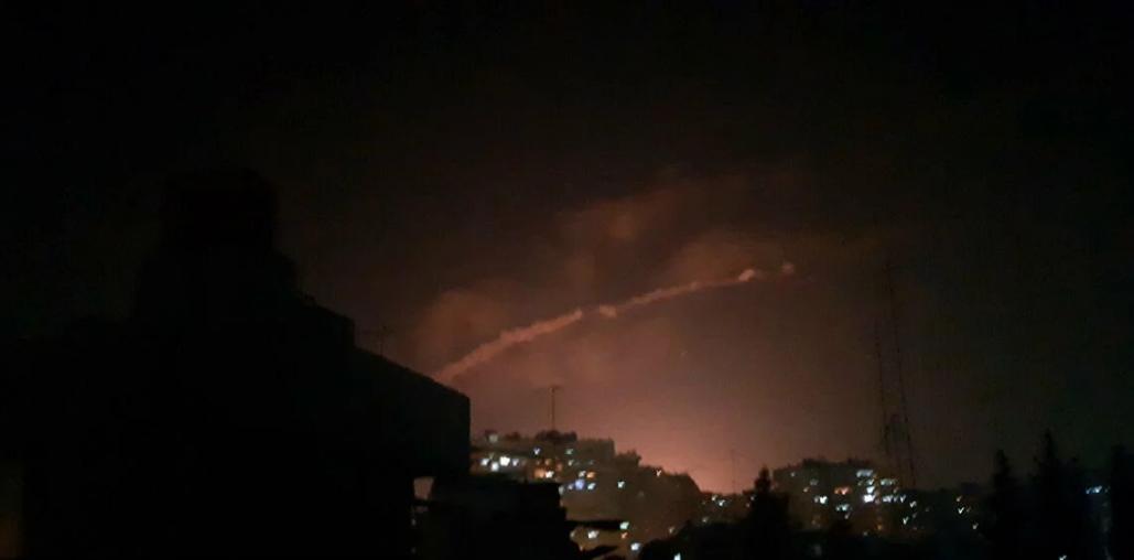 وسائل إعلام سورية: طائرات هليكوبتر إسرائيلية تهاجم أهدافا في جنوب سوريا