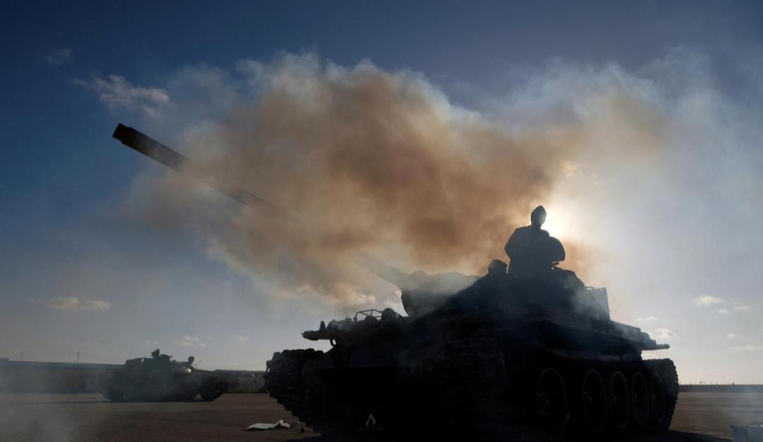 تصاعد حدة المعارك في ليبيا