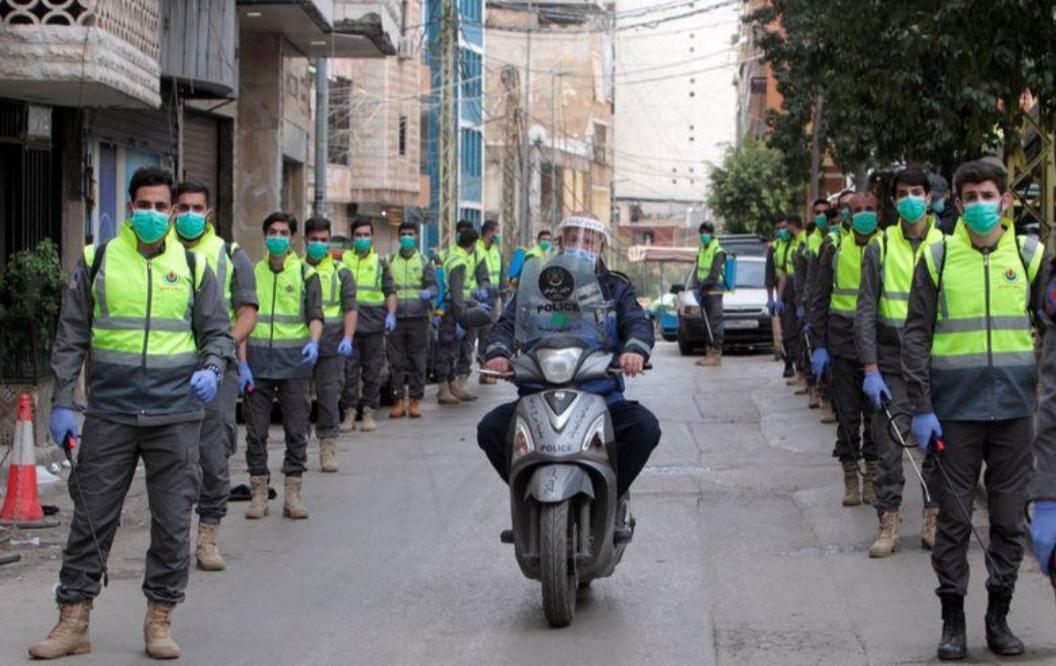 حزب الله يحاول أن يتصدر المعركة ضد كورونا في لبنان