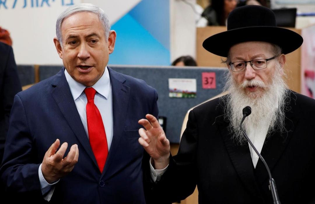 نتنياهو يعود للعزل بعد إصابة وزير الصحة الإسرائيلي بفيروس كورونا