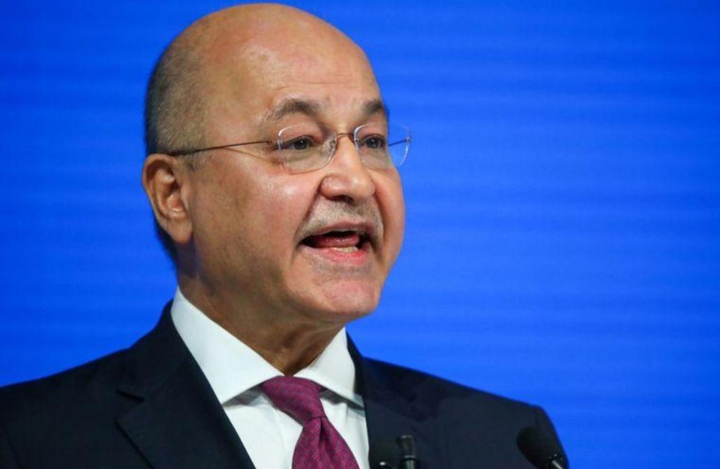 تلفزيون: الرئيس العراقي يكلف رئيس المخابرات مصطفى الكاظمي بتشكيل الحكومة