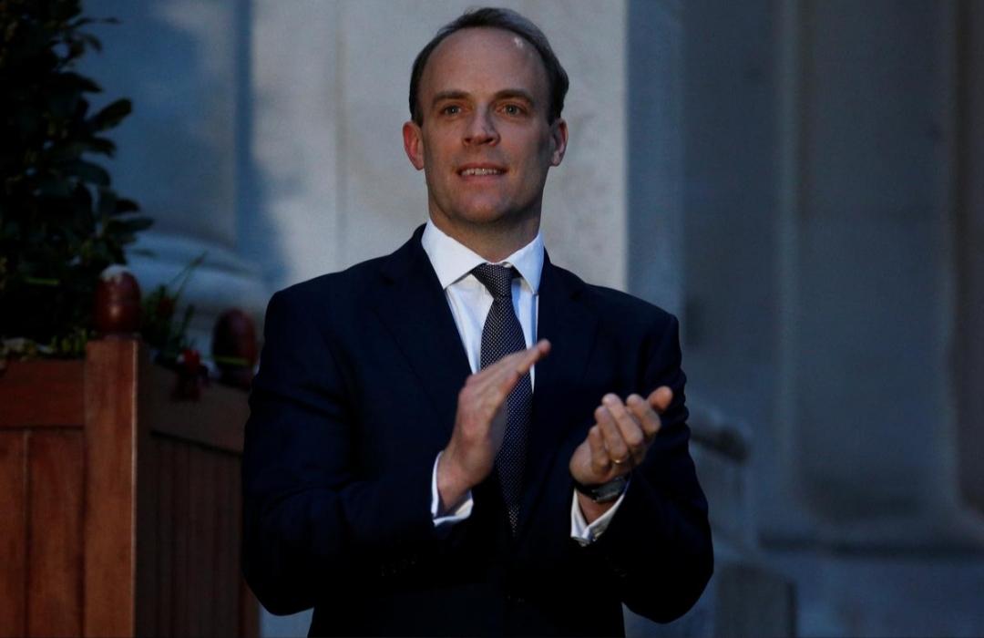 بريطانيا تنضم لأمريكا والأمم المتحدة في دعم وقف إطلاق النار باليمن