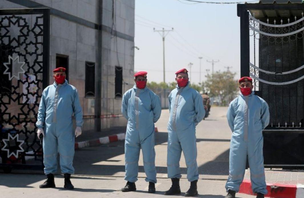 استئناف إجراء فحوص كورونا في قطاع غزة في ظل نقص في الإمدادات