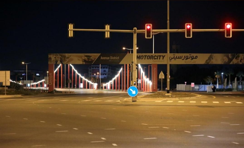 دبي تمدد حظر التجول الشامل أسبوعا بسبب كورونا