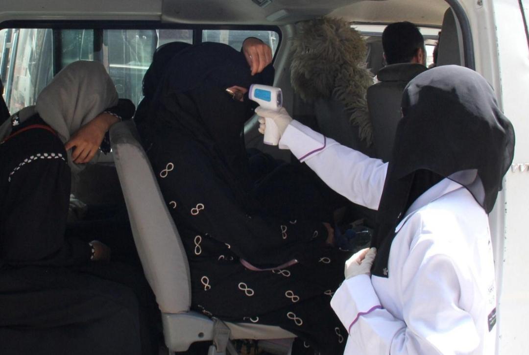 """أمريكا تجهز """"مساهمة كبيرة"""" لمساعدة اليمن على التصدي لفيروس كورونا"""