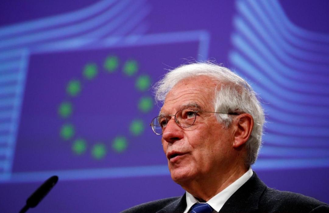 الاتحاد الأوروبي يأسف لرفض أمريكا السماح بمساعدات لإيران لمحاربة كورونا