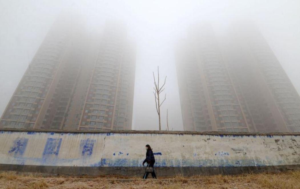 تراجع التلوث في إقليم خبي الصيني 15% من أكتوبر وحتى مارس