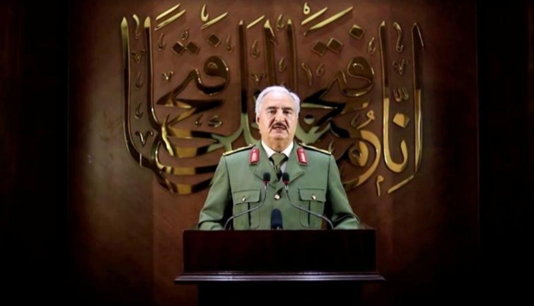 الإمارات تدعو جميع الأطراف الليبية للالتزام بالعملية السياسية وتجدد دعمها لحفتر