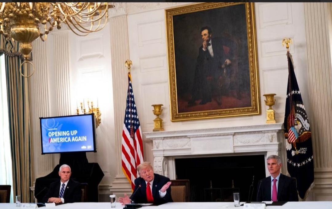 """""""نيويورك تايمز"""": البيت الأبيض متفائل بدواء جديد لـ""""كورونا"""" مع تسجيل 60 ألف وفاة"""