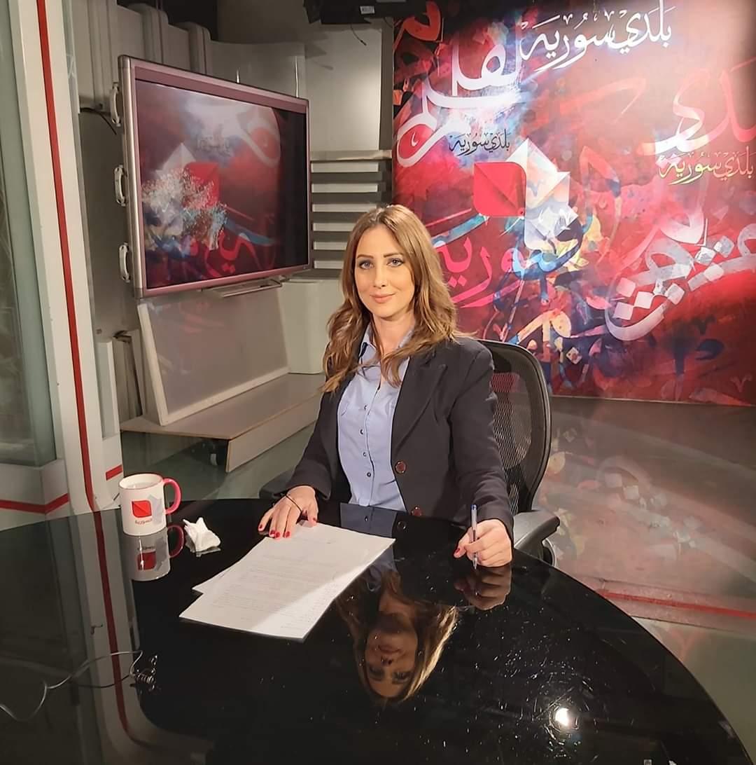 الإعلامية رنيم عدنان الباشا تعلن عن ترشحها لانتخابات مجلس الشعب