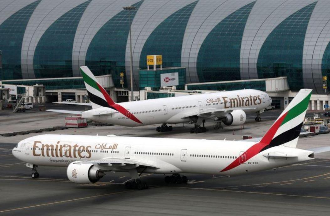 وكالة: طيران الإمارات تشغل خدمات ركاب محدودة في مايو
