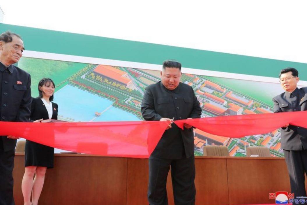 وسائل إعلام رسمية في كوريا الشمالية تنشر أخبارا عن ظهور علني لكيم جونج أون