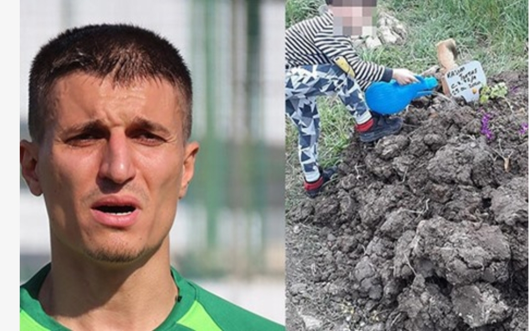 لاعب كرة قدم يقتل ابنه بسبب فيروس كورونا