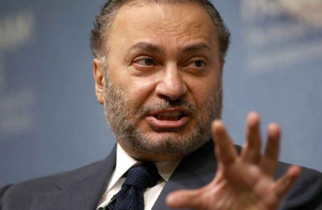 وزير إماراتي يقول وقف إطلاق النار والدبلوماسية لازمان لإنهاء الأزمة الليبية
