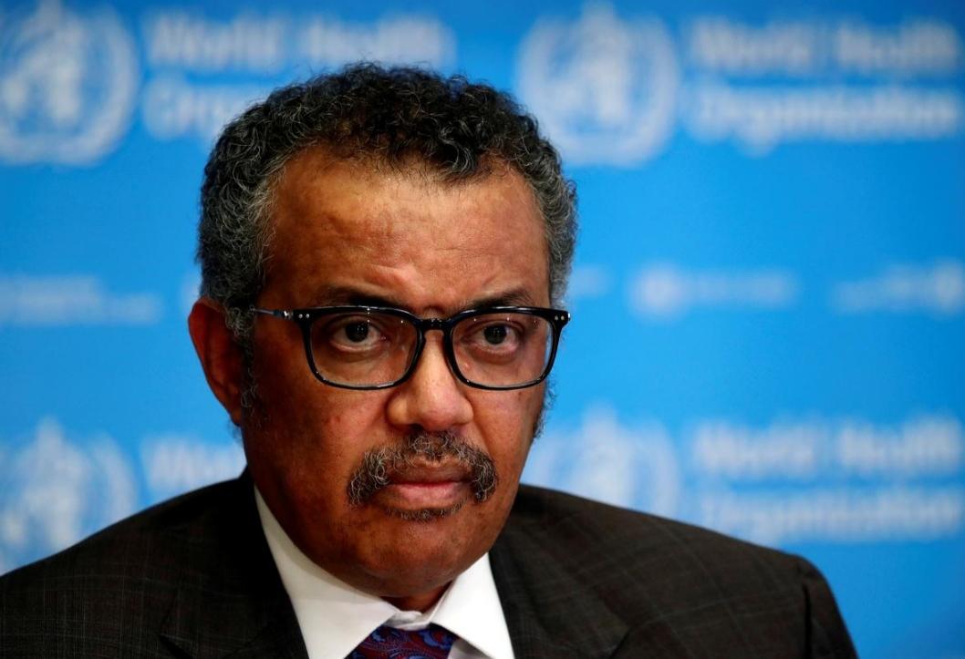 مدير الصحة العالمية يتعهد بمواصلة قيادة حملة مكافحة كورونا