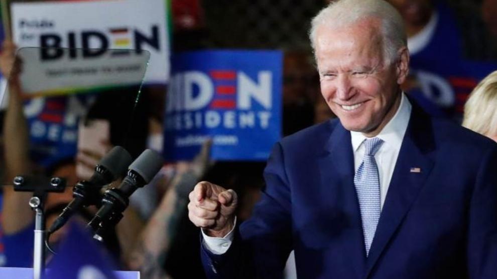 مستشار بايدن: إذا انتخب رئيساً سيبقي القوات الأميركية في سوريا