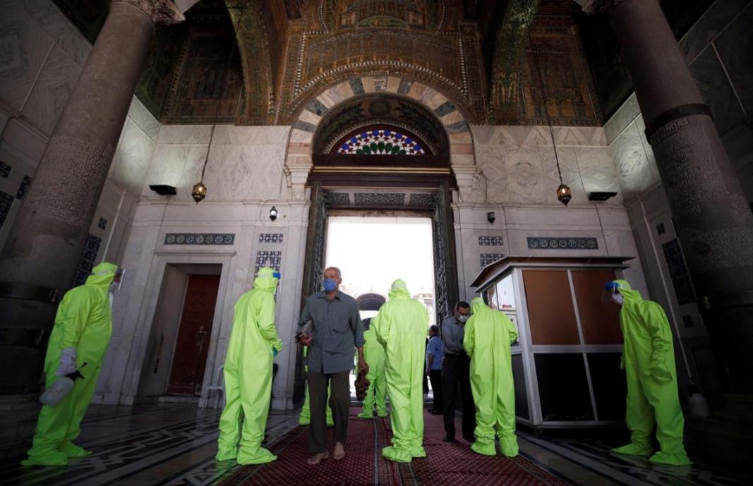 سوريا تخفف قيود مكافحة كورونا رغم زيادة الإصابات بعد عودة المغتربين
