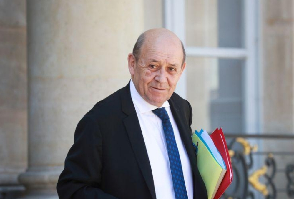 وزير: فرنسا ترى سيناريو سوريا يتكرر في ليبيا