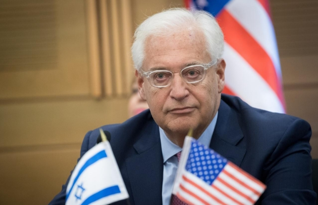 """""""جيروزاليم بوست"""": السفير الأميركي يعطي أولوية لوقف الانخراط الصيني في """"5 جي"""" الإسرائيلية"""