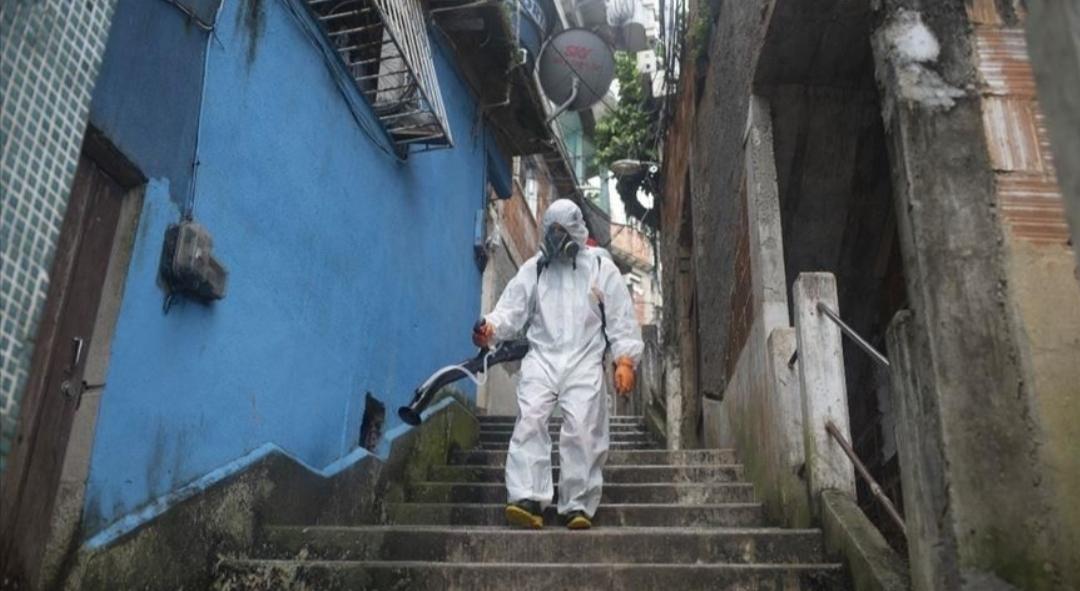وباء كورونا ينتشر بشكل متسارع في عدد من الدول الفقيرة