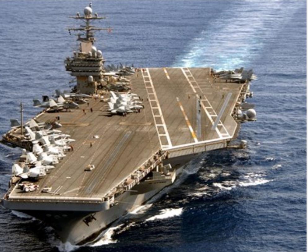 أسوشيتد برس: حشد أميركي هائل في المحيطين الهادئ والهندي كتحذير للصين