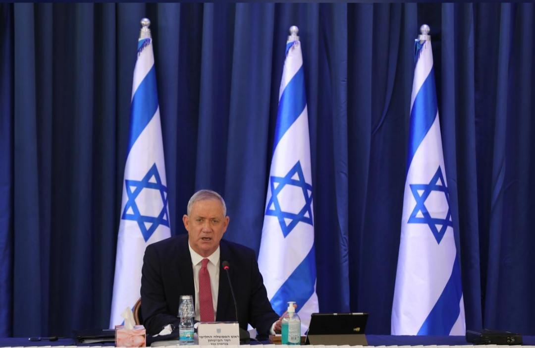 نتنياهو وغانتس على خلاف بشأن تحركات الضم في الضفة الغربية من دان وليامز