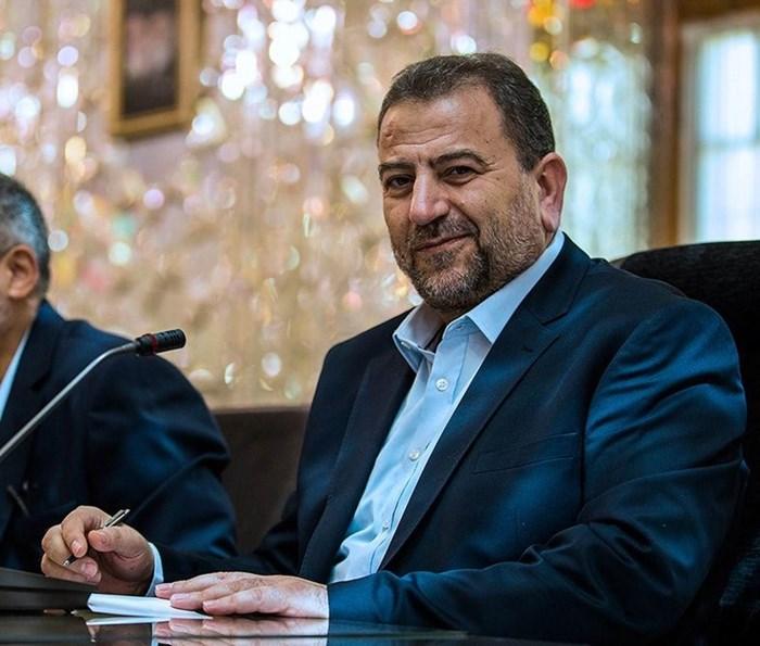 """العاروروي: """"حماس"""" ستسلك كل الطرق لمواجهة مشروع الضم الإسرائيلي"""