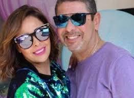داليا البحيري تعلن إصابة زوجها بكورونا وتنتظر نتيجة مسحتها