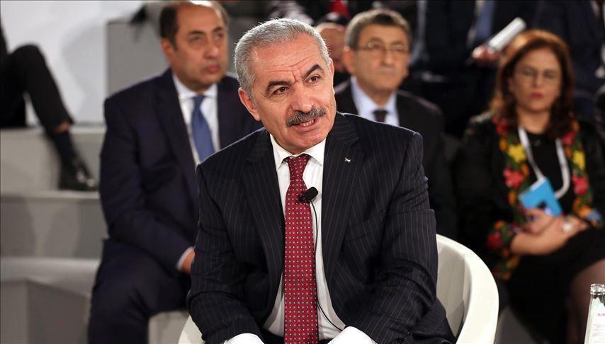 رئيس الوزراء الفلسطيني: لا بد وأن تواجه إسرائيل العواقب إذا ضمت أراضي بالضفة
