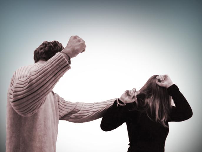عن العنف المنزلي