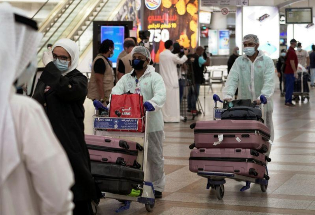 الكويت تنصح بعدم السفر إلى الخارج بسبب وباء كورونا