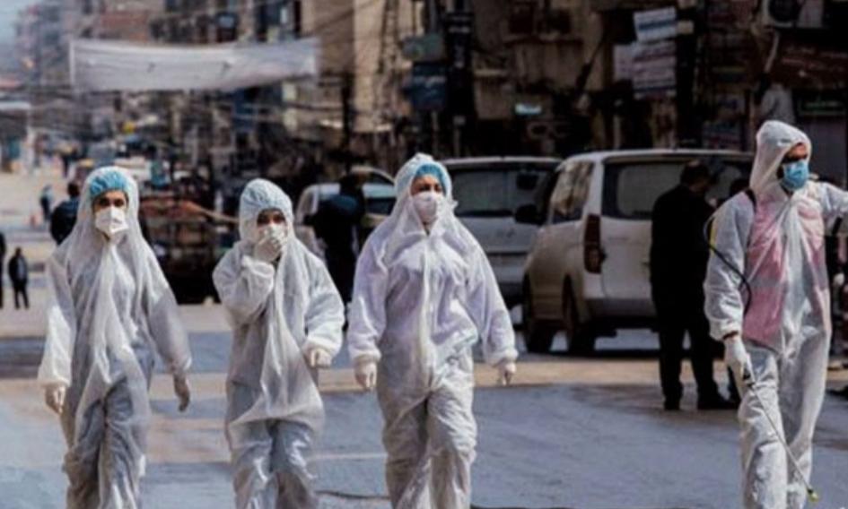 سوريا سجلت أعلى حصيلة يومية بإصابات كورونا